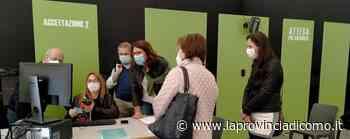 Mariano, primo test vaccini Il via da settimana prossima - La Provincia di Como