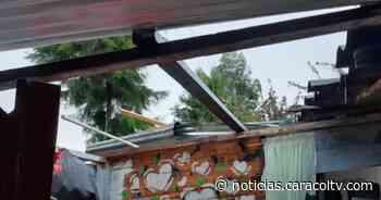 Lluvias en Antioquia dejan más de 230 personas afectadas en Angelópolis - Noticias Caracol