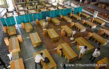 Haryana extends coronavirus lockdown by a week till May 17 - The Tribune India