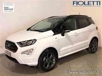 Vendo Ford EcoSport 1.0 EcoBoost 100 CV ST-Line usata a Concesio, Brescia (codice 9067785) - Automoto.it - Automoto.it