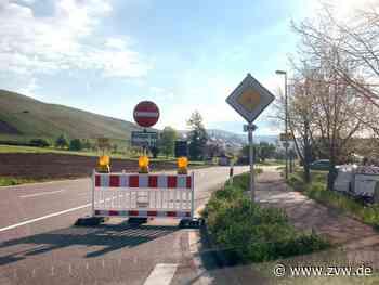 Wegen Arbeiten am Gasnetz: Ortsdurchfahrt Grunbach für Monate gesperrt - Remshalden - Zeitungsverlag Waiblingen - Zeitungsverlag Waiblingen