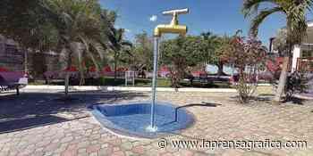 Remodelan parque de Guaymango - La Prensa Grafica