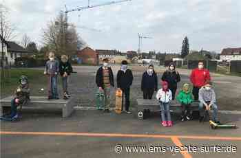 Stadt Rheine plant Pumptrack für Kinder und Jugendliche Kinder und Jugendliche werden in die Planungen für die Anlage einbezogen. Foto - Ems Vechte Surfer