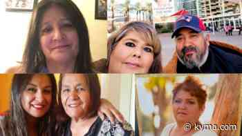 Special Report: Remembering the many moms lost to the coronavirus pandemic this Mother's Day - KYMA