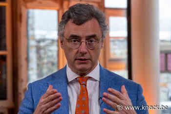 Joachim Coens (CD&V) wil Zwitsers model voor België