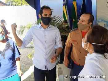 """Prefeito de Senador Canedo diz que há ação política em processos de """"impeachment"""" - Sagres Online - Sagres Online"""