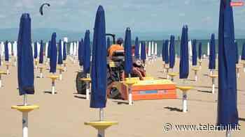Assaggio di stagione estiva per Lignano Sabbiadoro Il merito è tutto delle belle giornate di sole - Telefriuli