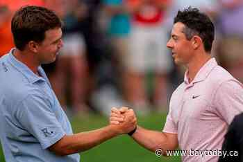 McIlroy ends 18 months without winning at Quail Hollow
