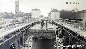 Le pont Neuf de Villeneuve-sur-Lot au patrimoine du XXe siècle depuis 2007 - LaDepeche.fr