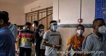 Coronavirus India Updates: Fresh Cases Drop Below 4 Lakh; Fewer Deaths Reported - BloombergQuint