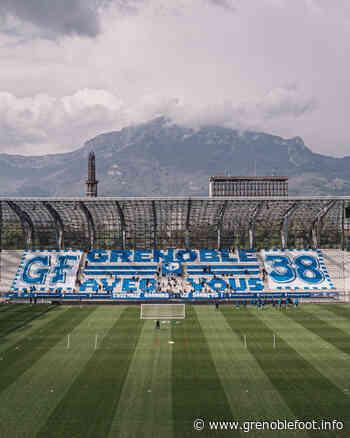 [Avant-match] AJ Auxerre - GF38 - Grenoble Foot Info