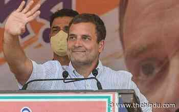 Coronavirus | Had govt done its job, it would not have come to this: Rahul Gandhi on foreign aid - The Hindu