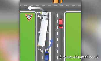 Simple road rule about overtaking turning truck angers Australian motorists