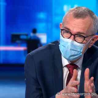 ▶ Vandenbroucke: 'Als toffe zomer de bedoeling is, moeten we stuk voorzichtiger zijn dan blijkt uit alle aankondigingen'