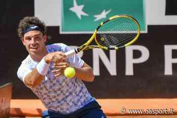 Internazionali d'Italia 2021: Marco Cecchinato eliminato in tre set da Cameron Norrie nell'ultimo turno delle qualificazioni - OA Sport