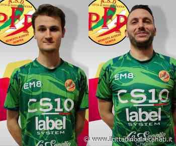 Futsal Potenza P., salutano Gabriele Piersimoni e Marco Gabbanelli - Il Cittadino di Recanati