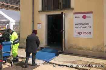 I numeri delle vaccinazioni anti-covid somministrate a San Marco in Lamis - San Marco in Lamis