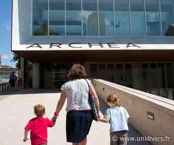 Weekend des musées Télérama Musée Archéa,Louvres Louvres - Unidivers