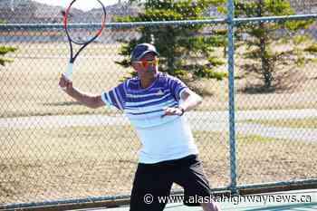 Around Town: Early season tennis match - Alaska Highway News