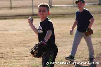 Around Town: Minor ball season throws opening pitch - Alaska Highway News