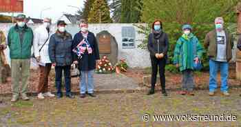 Weltkrieg Opfer Gedenkfeier Gerolstein - Trierischer Volksfreund