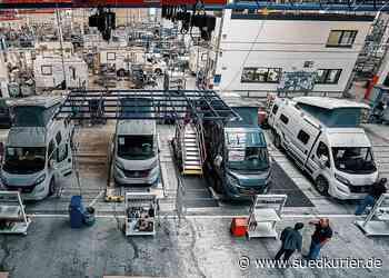 Bad Waldsee: Der Corona-Boom: Wie der Wohnmobil-Hersteller Hymer in Bad Waldsee auf die gestiegene Caravan-Nachfrage reagiert - SÜDKURIER Online