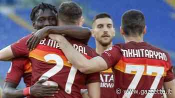 La Roma dilaga, 5 gol al Crotone: i giallorossi restano settimi