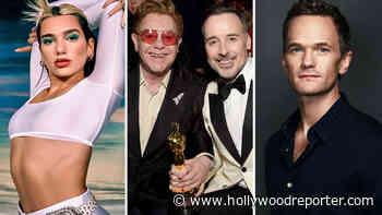 Elton John Drafts Dua Lipa, Neil Patrick Harris for Reimagined Oscar Night Party - Hollywood Reporter