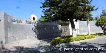 Panteones de Purísima del Rincón cerrarán del 7 al 10 de mayo - Página Central