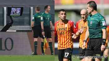 Milan, Var decisivo sul rigore. Benevento, quanti dubbi...
