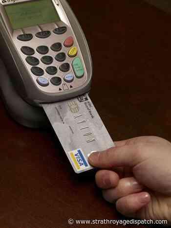 Credit cards taken in Thessalon - Strathroy Age Dispatch