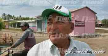 En Pijijiapan, denuncian que esteros tienen problemas de producción También se ha presentado invasión de terrenos - Diario de Chiapas