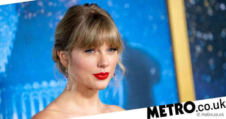Taylor Swift to get Brits global icon award joining ranks of Sir Elton John and David Bowie