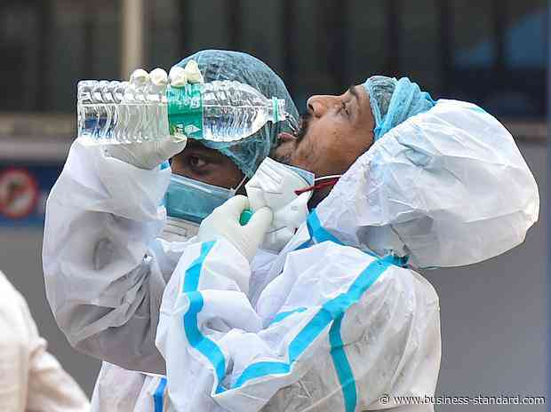 Coronavirus LIVE: India logs 366,161 new cases; lockdown in several states - Business Standard