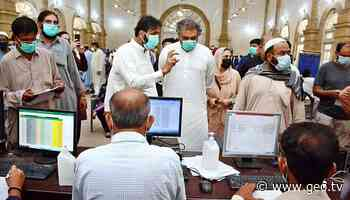 Sindh govt has done well to deal with coronavirus: Ali Zaidi - Geo News