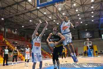 Basket, Serie A2: vincono Torino, Casale e Biella, perde Tortona - Quotidiano Piemontese