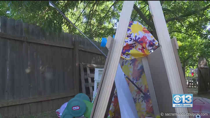 'Could Have Killed Her': Folsom Grandparents Fuming After Finding Arrow In Backyard Play Area