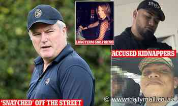 Stuart MacGill 'was kidnapped for FOUR HOURS after being caught up in a $660,000 cocaine rip-off'