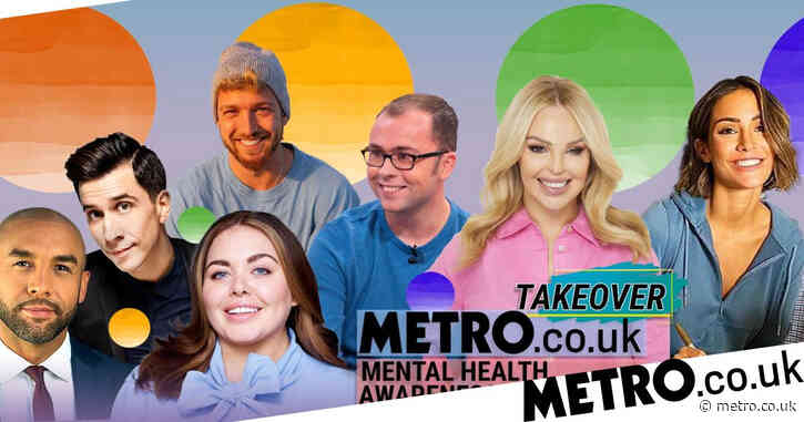 Welcome to Metro.co.uk's Mental Health Awareness Week Takeover…