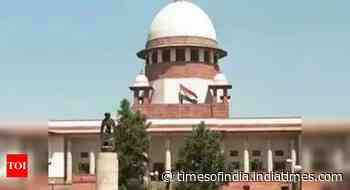 Coronavirus live updates: Hearing of the suo motu case in SC on managing Covid situation adjourned to Thursday - Times of India