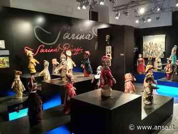Teatro: burattini e marionette in vetrina a Tortona - Piemonte - Agenzia ANSA
