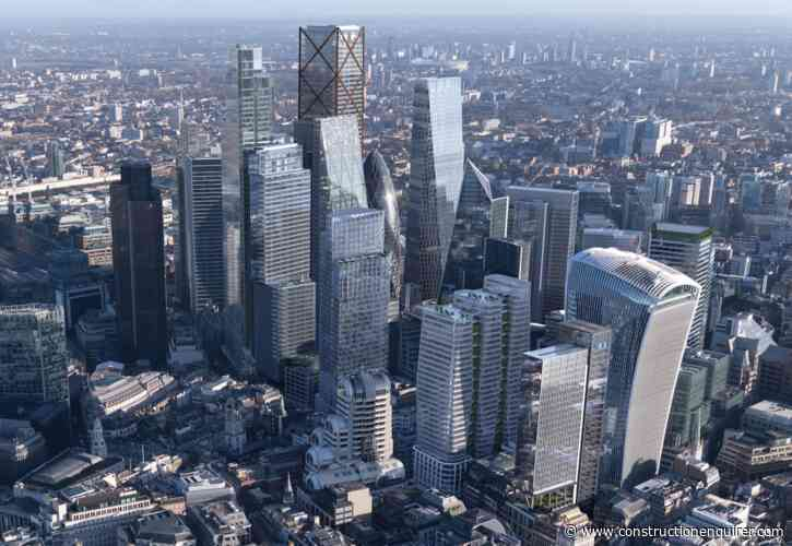 Six planned skyscrapers to change London city skyline
