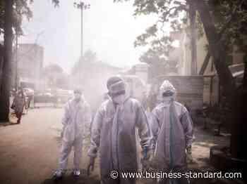 India records 3,66,161 fresh coronavirus cases, 3,754 more fatalities - Business Standard