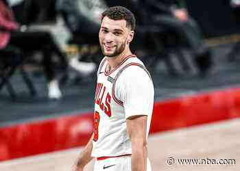 Bulls beat Pistons, stay alive in race for play-in
