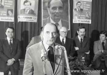 Diaporama - François Mitterrand en Haute-Vienne comme chez lui - lepopulaire.fr