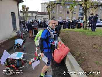 Solidarité - Deux gendarmes partis de Limoges courent pour les enfants malades ou handicapés - lepopulaire.fr