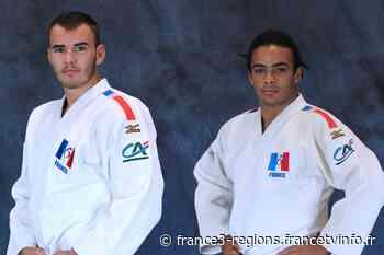 Limoges : camp de base de l'équipe de France de parajudo avant les Jeux olympiques de Tokyo - France 3 Régions