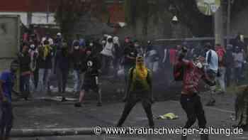 Demonstrationen: Kolumbiens Präsident setzt bei Protesten zunehmend auf Härte