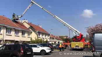 Grande-Synthe : un incendie dans une maison fait un blessé léger et de gros dégâts - La Voix du Nord