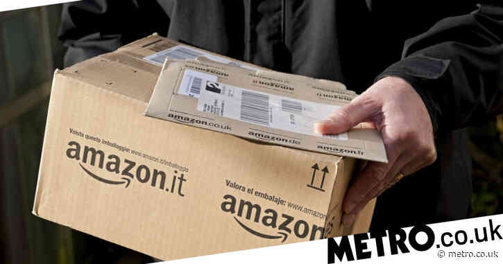 Third of Brits feel guilty for shopping at Amazon, poll reveals